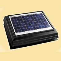 BROAN 355SOBK SOLAR PAV VENT (DNR) Product Image