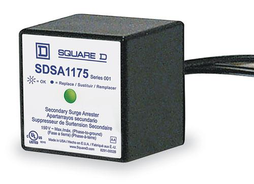 Square D Sdsa1175 1ph 3w Surge Arrester Product Image