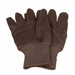 MORRIS 53110 BROWN JERSEY GLOVE