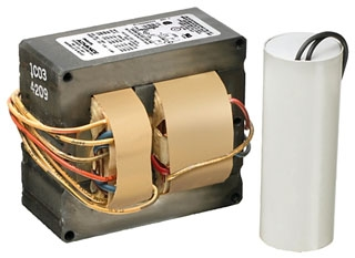 ADVANCE 71A6071-001D - Metal Halide Ballast, 400 Watt, Quad Tap, M59/H33 ANSI Code
