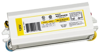 ADVANCE RLCS140TPWI : ELECTROMAGNETIC BALLAST 1 LAMP FC16T9 CIRCLINE 120V