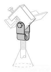 power strut gordon electric supply inc Strut Spacer p strut ps 2623 eg swivel adapter