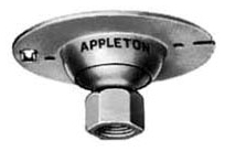APPLETON 8438R 4-IN OCT 1/2 SWIV HGR COVER