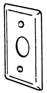 EGS 2555 FLAT HANDYBOX CVR