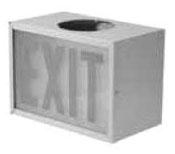 APPLETON AEXR15G GREEN LETTER EXIT SIGN