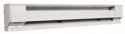 MARLEY 25008W 2,500W AT 208V, 8FT RESIDENTIAL BASEBOARD HEATER
