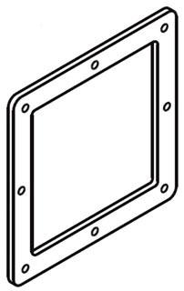 BLINE 66-12FBC FD-THRU BOX CONN Product Image