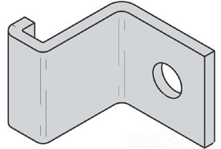 BLINE SB2114AYZ RUNWAY HOLD-DOWN CLAMP Product Image