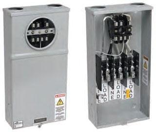 BLINE 127-TB 200A 7T SFTY SKT BOX Product Image