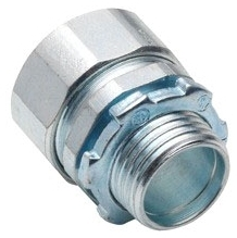 BRIDGEPORT 3004-US 1-1/2 RIGID STEEL CONNECTOR