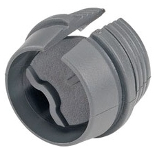 BRIDGEPORT 617-NMD 3/4 NM-B CONNECTOR