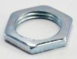 """Bridgeport 100 3/8"""" Steel Locknut for Rigid/IMC Conduit"""