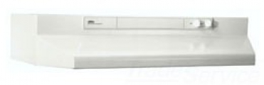 Broan-Nutone Housing Products Broan-Nutone 463001 White Range Hood at Sears.com