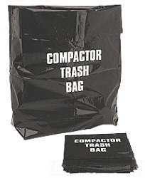 BROAN 1006 12PK COMPACTOR BAGS Product Image