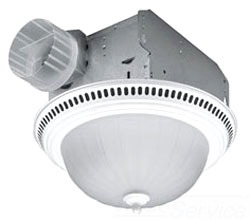 Broan-Nutone Housing Products Broan 741Wh 70Cfm White Fan Light at Sears.com