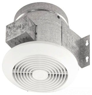 Broan-Nutone Housing Products Broan 673 60Cfm Bathroom Ceil Fan at Sears.com