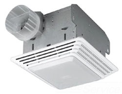 Broan-Nutone Housing Products Broan-Nutone Hd80L Bath Fan/Fan-Light at Sears.com