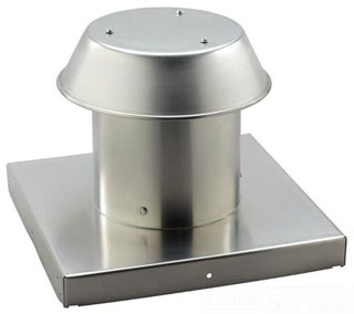 Broan-Nutone Housing Products Broan-Nutone 611Cm 8-In Al Flat Roof Cap at Sears.com