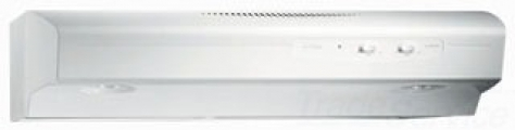 Broan-Nutone Housing Products Broan-Nutone Qs136Ww 36In White Range Hood at Sears.com