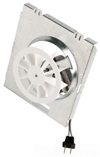 broan c350bn 50cfm replacement motor  wheel gordon