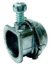BWF 8205 3/8 D/C ZNC CONN Product Image