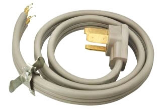 09046 50A 4W/6' RANGE CORD Product Image