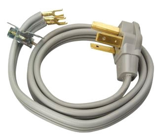 09156 30A 4-WIRE DRYER CORD (DNR) Product Image