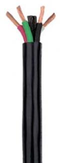 22320-04-08 SEOW-A 8-3 BLK 250'REEL ( 55044903 )