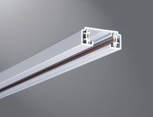 Cooper Lighting Incandescent/Fluorescent/Hid/Emergency Halo Lzr104Mb Mblk 4Ft Sgl Ct Track at Sears.com
