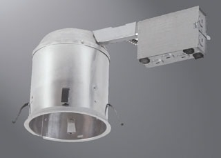 CPL H750RICAT 6IN LED RCSD LT HSG Product Image
