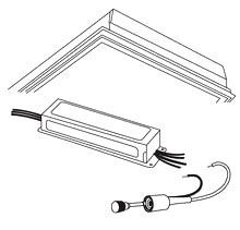 CPL DF-22W-U 2X2 DRY WALL FRAME KIT Product Image