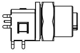 WMCC 848649006 5P RECEPTACLE Product Image