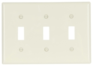 Cooper 5141a 3g Switch Plate Product Image