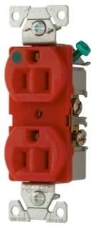 COOPER 8200RD DPLX RCPT-NMA5-15R