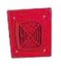 EDWARDS 880D-N5 RED 120VAC ADAPTAHORN