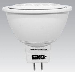EIKO 08611 LED8WMR16/25/827-DIM 8W LMP