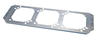 CADDY RBS16 3-BOX MOUNTNG BRACKET
