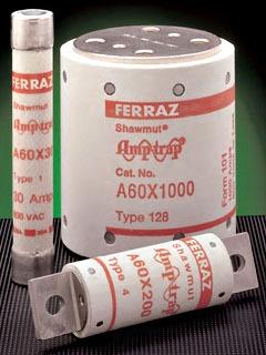 Mersen (Formerly Ferraz Shawmut Inc) Mersen Ferraz A60X125-4 600V Semicond Fuse at Sears.com