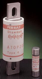 Mersen Ferraz Shawmut Inc Ferraz A70P125-4 700V Semicond Fuse at Sears.com