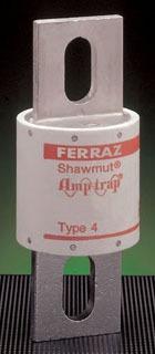 Mersen (Formerly Ferraz Shawmut Inc) Mersen Ferraz A70Q125-4 700V Semicond Fuse at Sears.com