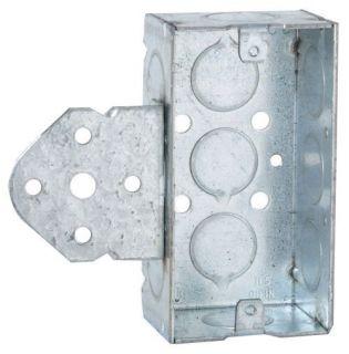 RACO 655 1-1/2D HANDYBOX W/LNG BRKT