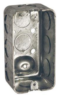 RACO 660 1-7/8D HANDYBOX 1/2 KO