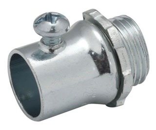 RACO 2002 1/2 STEEL S/SCR EMT CONN Product Image