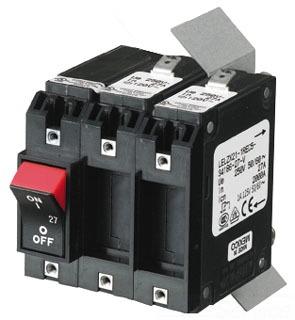 HUBBELL GFSMCB120240163P 16A 120V C/B