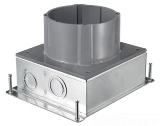 HUBBELL S1SFB MODR FLOORBOX SYSTEM
