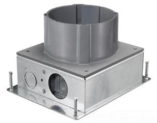 HUBBELL S1SFBAV MODR FLOORBOX SYSTEM