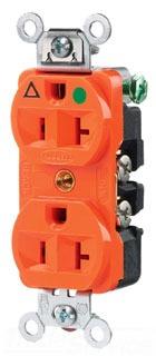 Hubbell Ig8300m3 Ig Duplex Receptacle Gordon Electric Supply Inc