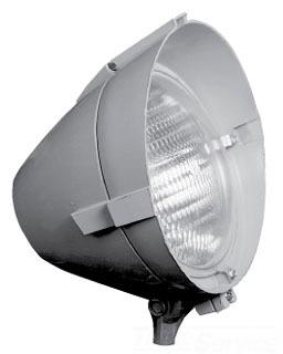 HUBLTG 306 ALUM LAMP-HLDR