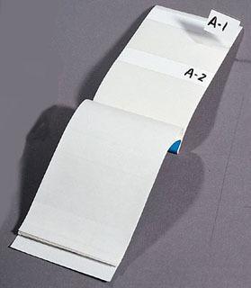 IDEAL 44-151 1X2-1/2 BLNK MRKR BOOK
