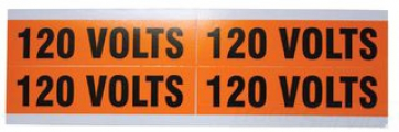 IDEAL 44-353 120V MARKERS